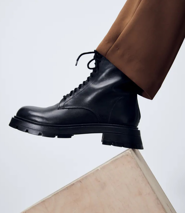 The Fall 2021 Shoe Trends