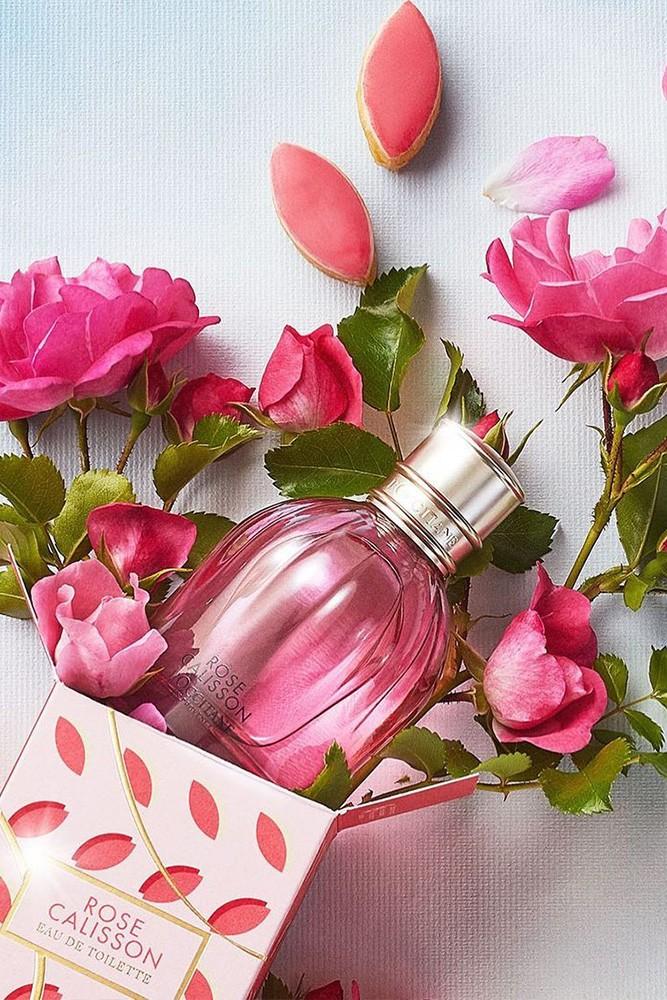 rose calisson fragrance