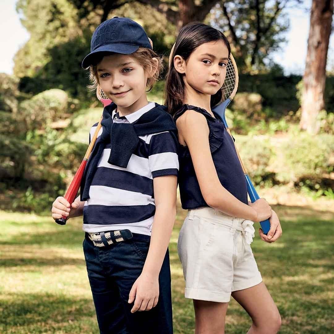 Boys and girls fashion in Dalma Mall