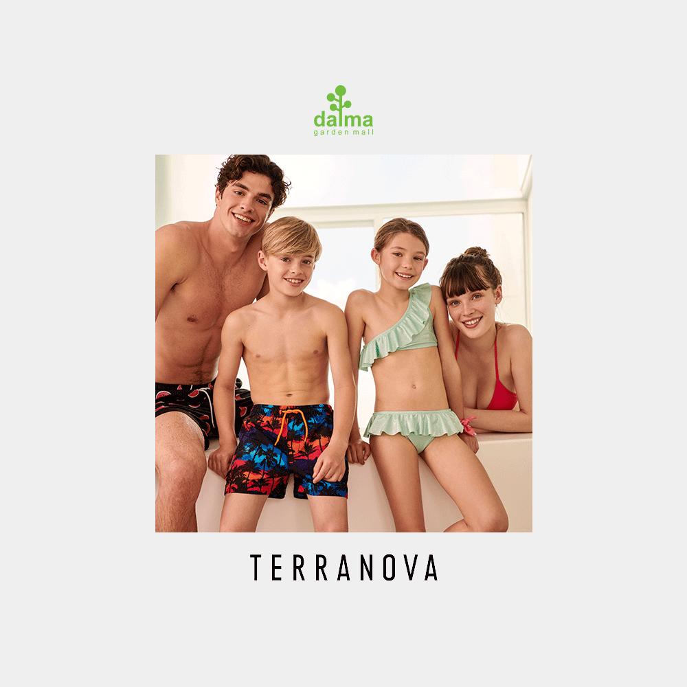 Terranova brand store opening soon in Dalma Garden Mall