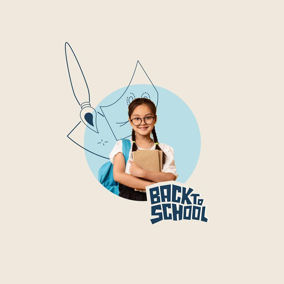 Back to school Դալմայում